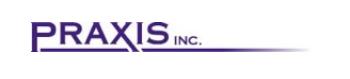 Praxis Inc Logo